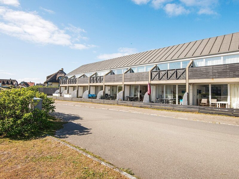 Cozy Apartment in Fanø with Stereo Unit, holiday rental in Soenderho