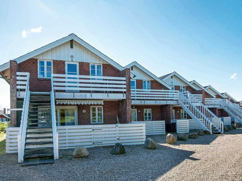 Gorgeous Apartment in Rømø with Terrace, holiday rental in Ballum