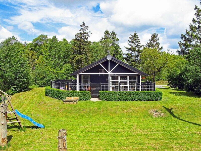 Stylish Holiday Home in Hadsund with Sauna, casa vacanza a Mariagerfjord Municipality