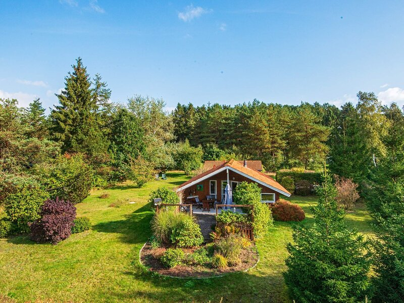 Graceful Holiday Home in Ebeltoft with Terrace, holiday rental in Balle