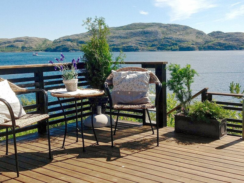 4 star holiday home in Rørvik, holiday rental in Central Norway