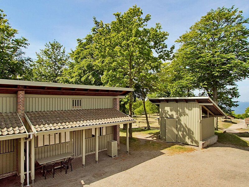 Cozy Holiday Home in Allinge With Ocean Views, holiday rental in Hasle