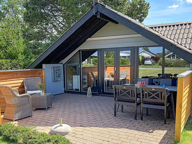 Scenic Holiday Home in Otterup With Terrace, holiday rental in Otterup