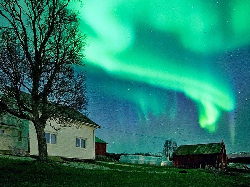 4 star holiday home in Kvaløya, alquiler vacacional en Norte de Noruega