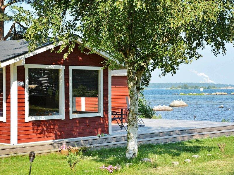 2 person holiday home in SÖLVESBORG, location de vacances à Immeln