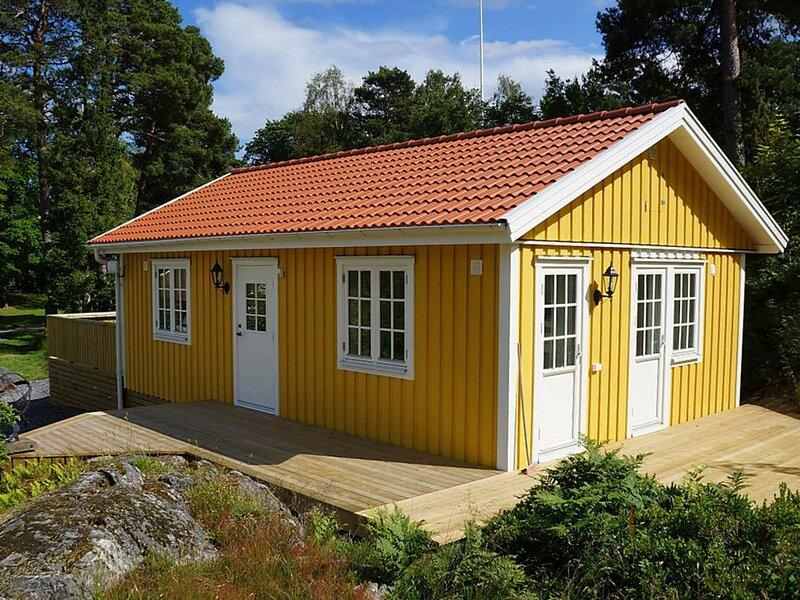 4 star holiday home in VIKBOLANDET – semesterbostad i Nyköping