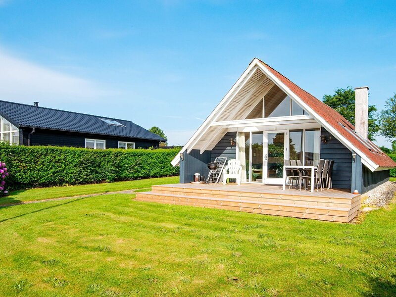 Unique Holiday Home in Hejls Denmark with Roofed Terrace, vacation rental in Christiansfeld