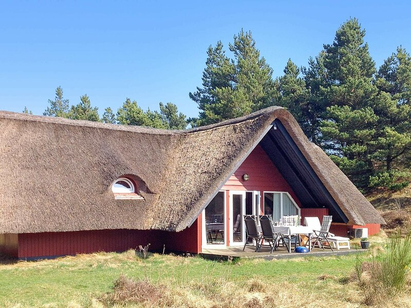 Pleasant Holiday Home in Rømø with Sauna, casa vacanza a Roemoe Kirkeby