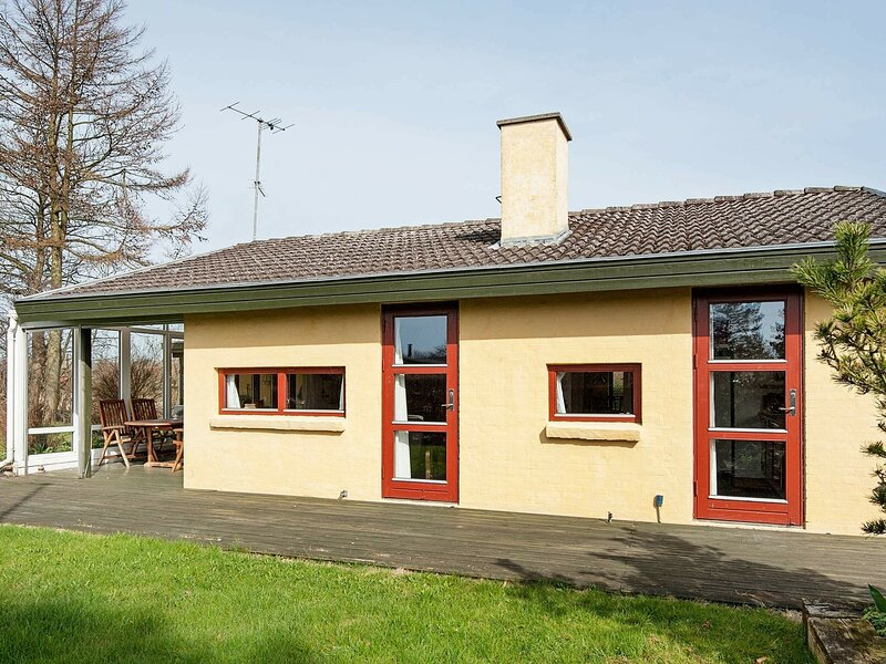 Peaceful Holiday Home in Børkop near Sea, holiday rental in Egeskov