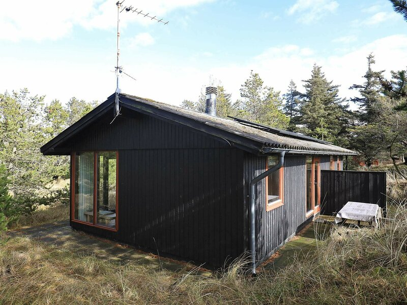 Picturesque Holiday Home in Jutland near Sea, holiday rental in Hulsig