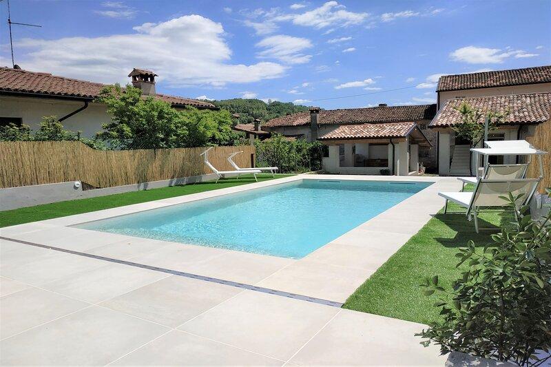 La Corte di Marga - Gustet 2, vacation rental in Segusino