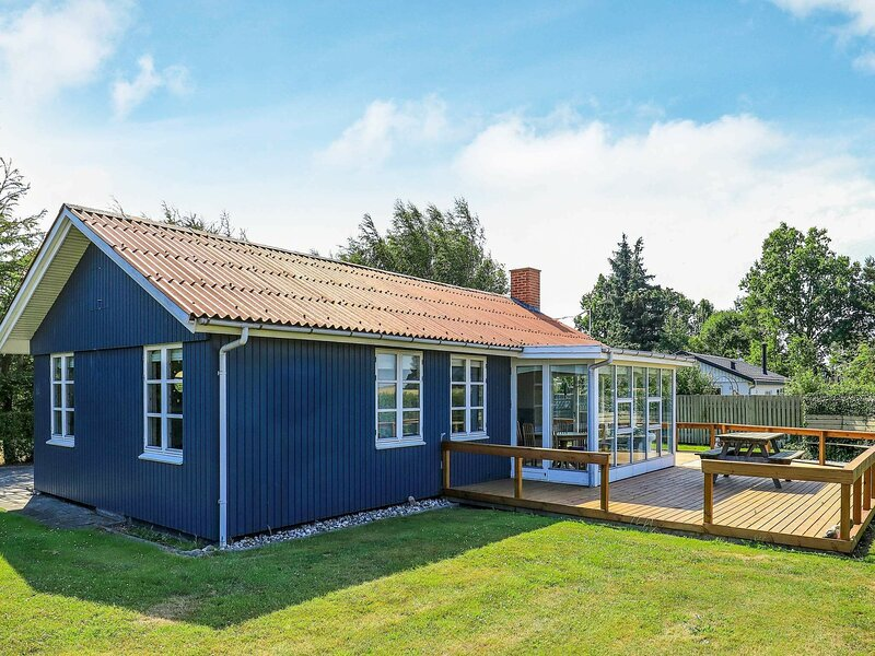 Sunlit Holiday Home in Funen near Sea, holiday rental in Otterup