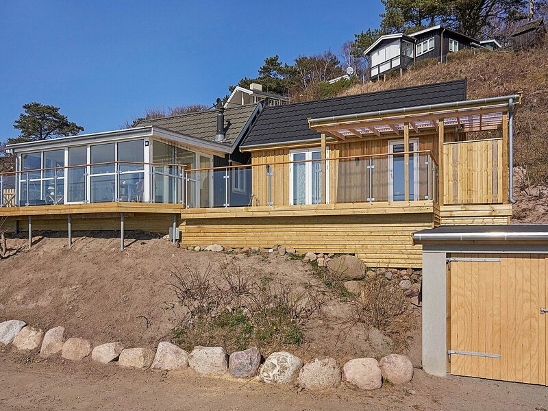 Sunlit Holiday Home in Bornholm near Sea, holiday rental in Hasle