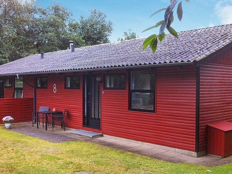 Cozy Holiday Home in Jutland near Lake, holiday rental in Brande