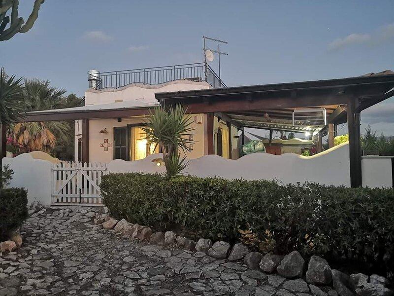 Villa Calathatubi, holiday rental in Alcamo Marina