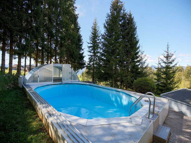 Dreamy Apartment in Fresach with Swimming Pool, casa vacanza a Ferndorf