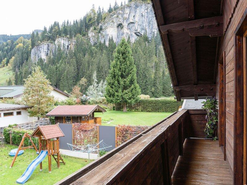 Lovely Apartment in Kleinarl near Ski Area, holiday rental in Kleinarl