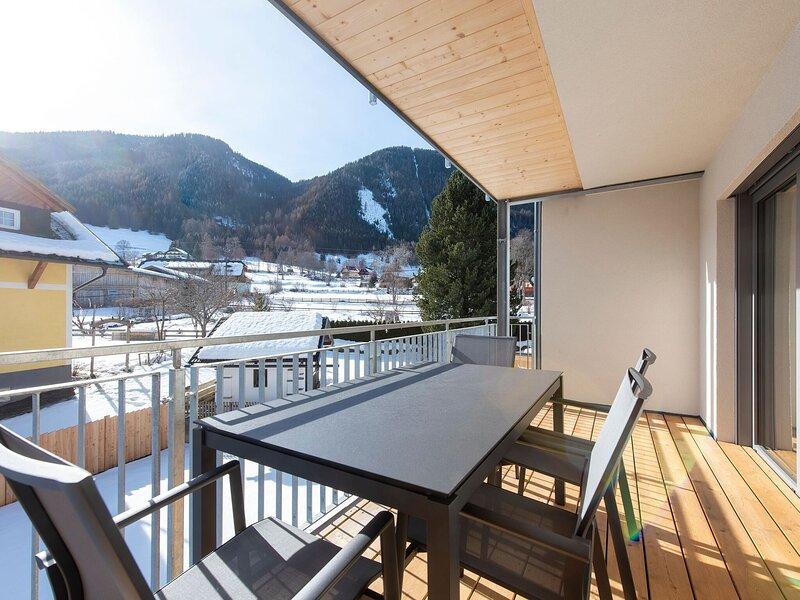 Delightful Apartment in Mauterndorf with Sauna, holiday rental in Zederhaus