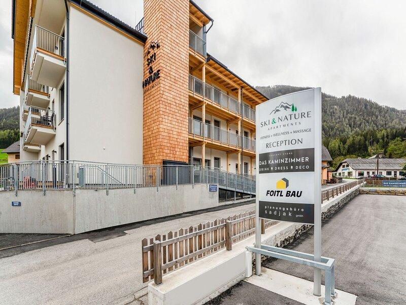 Tasteful Apartment in Mauterndorf with Sauna, holiday rental in Zederhaus