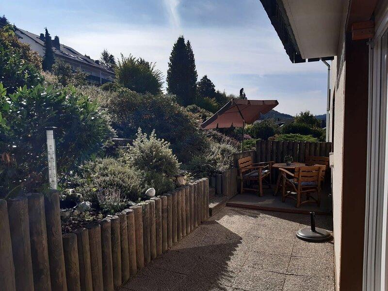 Lovely apartment with balcony and garage in Winterberg-Niedersfeld, casa vacanza a Niedersfeld
