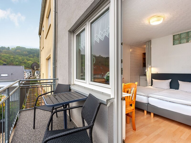 Plush Apartment in Bollendorf with Sauna near Luxembourg, holiday rental in Bitburg