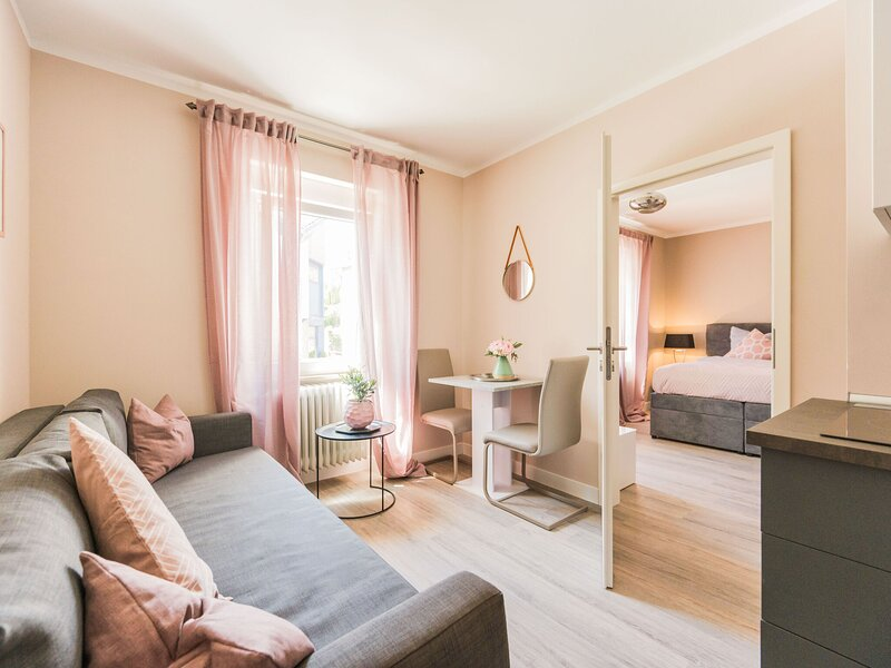 Ideal Apartment in Bad Camberg with Terrace near Kur Park, aluguéis de temporada em Taunusstein