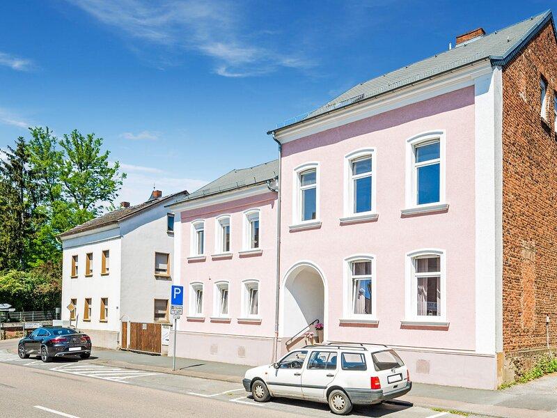 Inviting Apartment in Bad Camberg near Vogelburg Park, aluguéis de temporada em Taunusstein