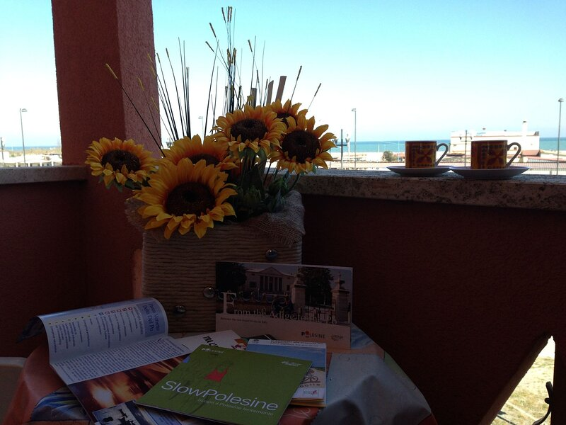 Welcoming Apartment in Rosolina Mare near the Beach, holiday rental in Rosolina Mare