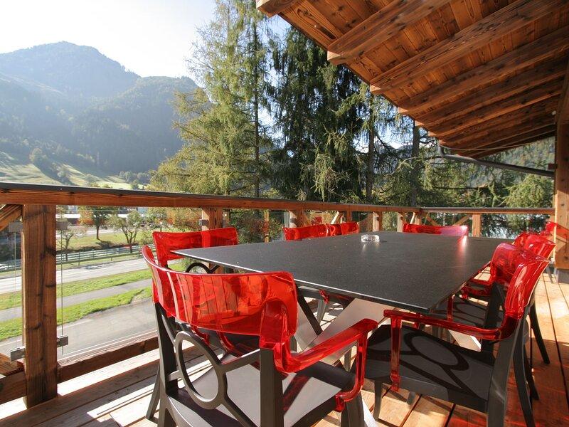 Penthouse Apartment near Ski Area in Saalbach-Hinterglemm, holiday rental in Hinterglemm