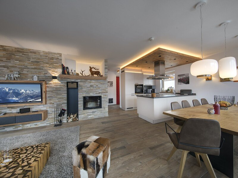 Very luxurious chalet consisting of two apartments, holiday rental in Schonbach