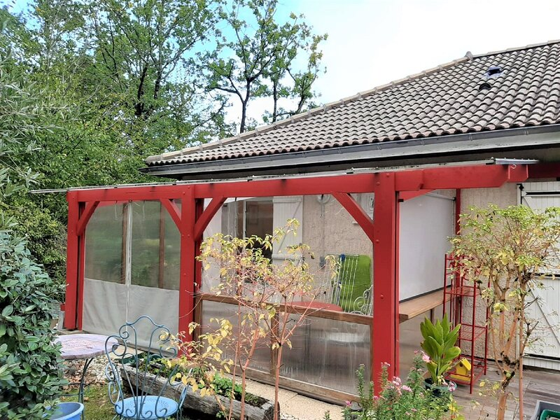 Quaint Holiday Home in Cublac with Garden, holiday rental in Larche