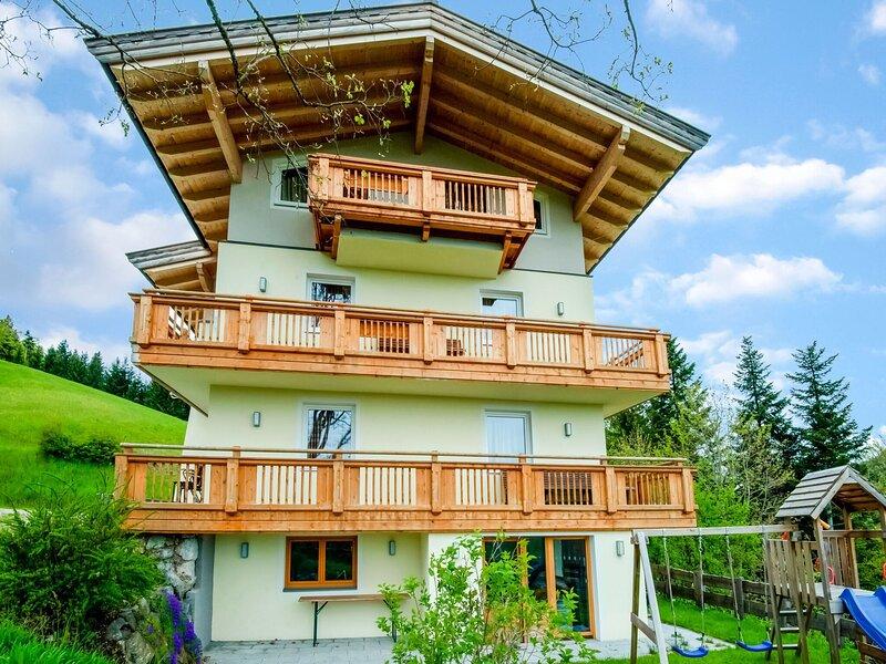 Comfy Apartment in Oberau near Ski Area, holiday rental in Angerberg