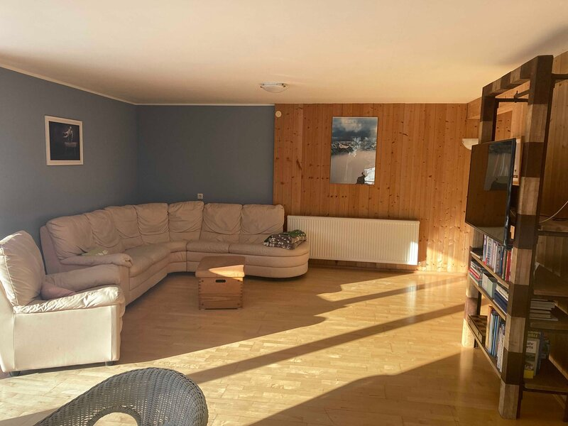 Scenic Apartment in Thüringerberg with Beer Garden and Staff, holiday rental in Fontanella