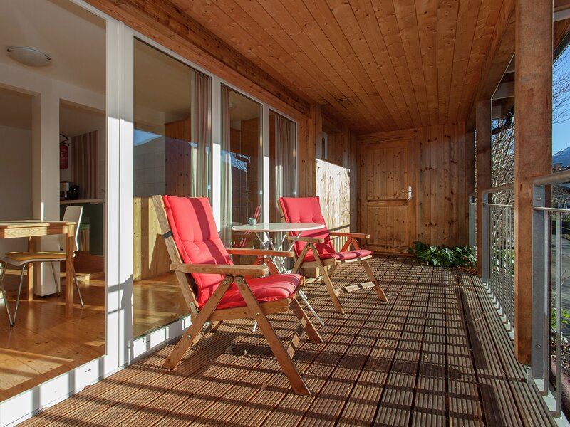 Relaxing Apartment in Thüringerberg with Balcony, holiday rental in Fontanella