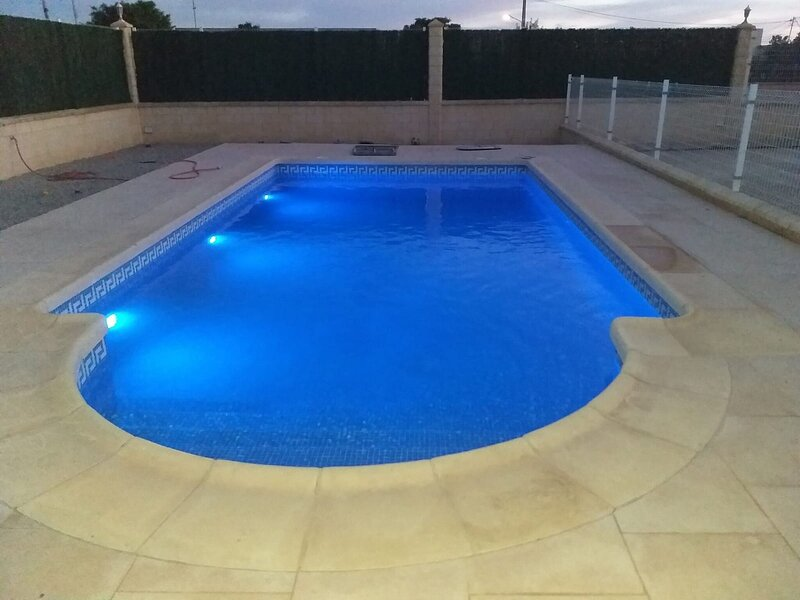 Spacious Holiday Home in Andalucía with Private Pool, alquiler vacacional en Sorbas
