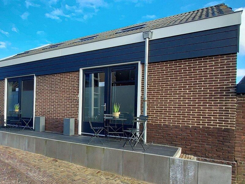 Comfy Holiday Home in Den Oever near Sea beach, aluguéis de temporada em Westerland