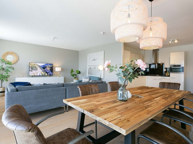 Modern apartment close to the beach and the sea, holiday rental in Scheveningen