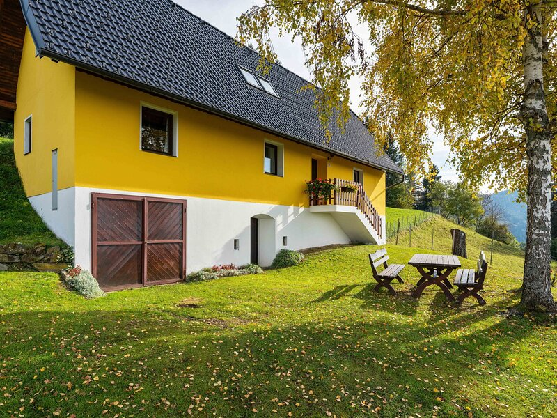 Charming Holiday Home with Garden in Eberstein, holiday rental in Wolfsberg