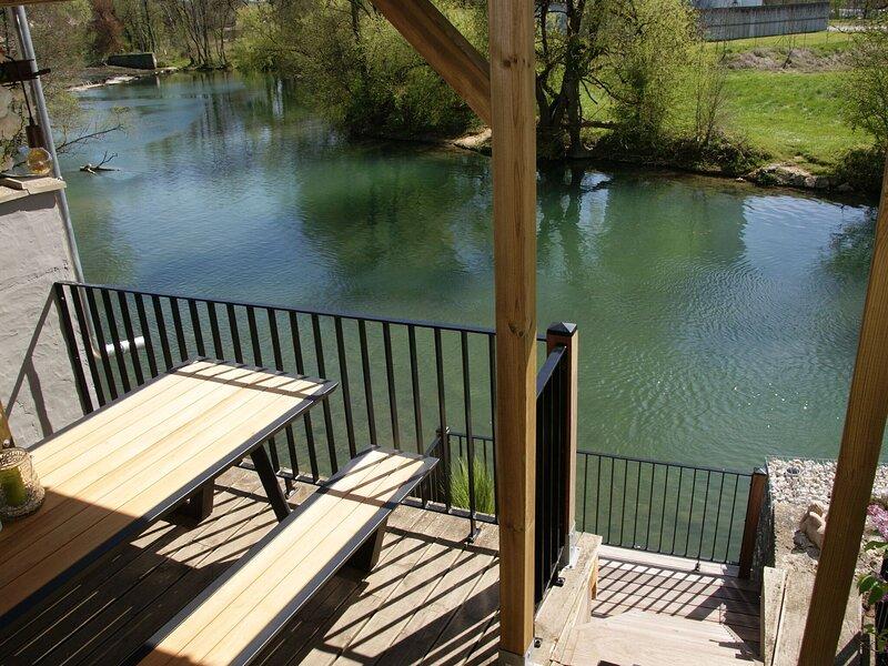 Ravishing Holiday Home in Dun-sur-Meuse near Joset Alain, holiday rental in Dun-sur-Meuse