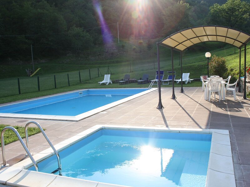 Scenic Holiday Home in Borgo Pace, vacation rental in Badia Tedalda