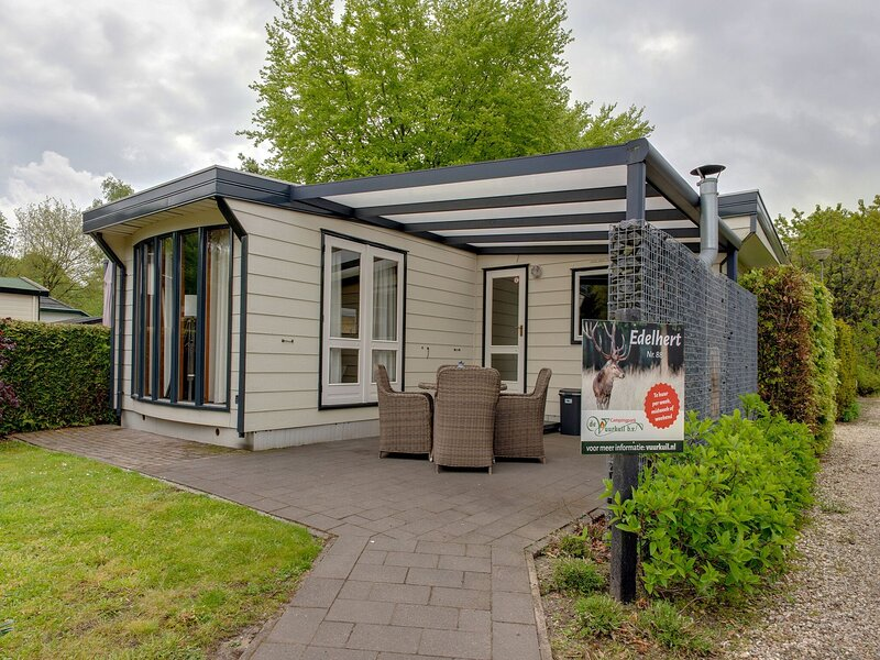 Relaxing Holiday Home in Hulshorst with Terrace, holiday rental in Vierhouten