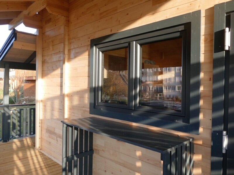 Holiday Home in Saint Laurent en Grandvaux on a Slope, casa vacanza a Lac des Rouges Truites