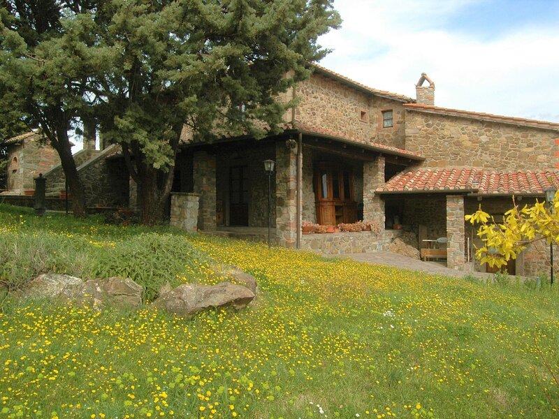 Marvelous Holiday Home in Arcidosso near Castel del Piano, casa vacanza a Cinigiano