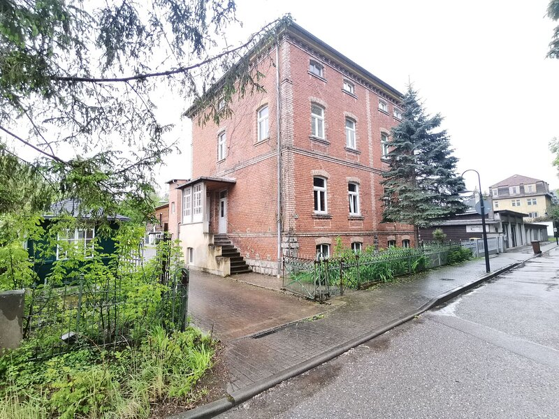 Pleasant apartment in Bad Kösen next to a river, vacation rental in Bad Sulza