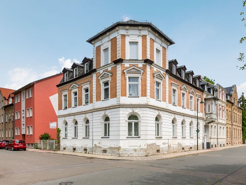Elegant Apartment in Schmoelln near Düppel Open Air Museum, Ferienwohnung in Altenburg