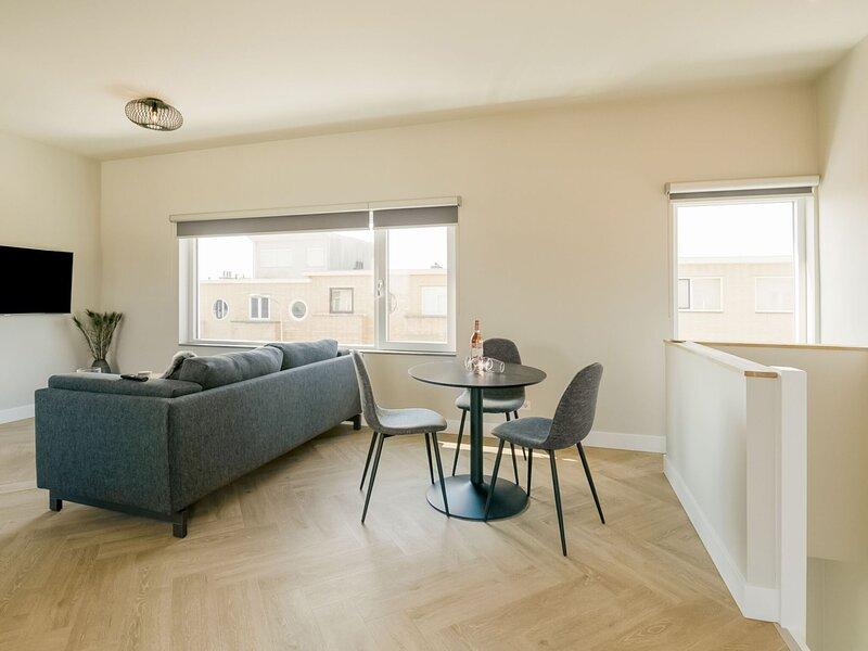 Simplistic Apartment in Katwijk aan Zee near North Seabeach, location de vacances à Leiden