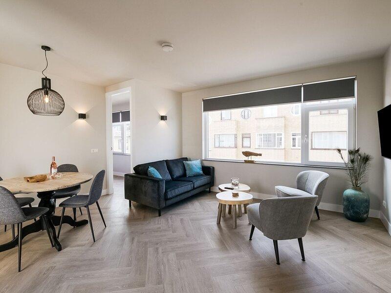 Comfy Apartment in Katwijk aan Zee with Roof Terrace, location de vacances à Leiden