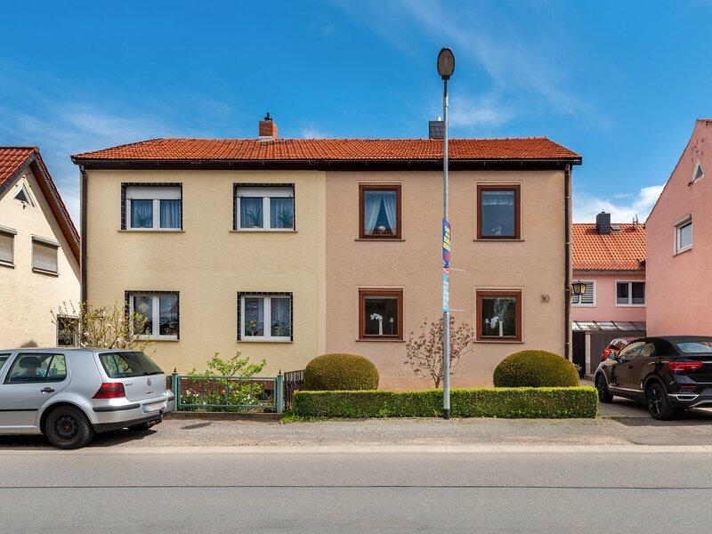 Harzzeit Ferienwohnung Haus Elli, location de vacances à Ballenstedt