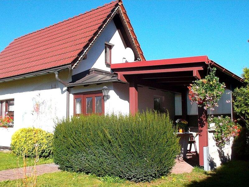 Blissful Apartment in Langula with Garden and Barbeque, aluguéis de temporada em Eschwege