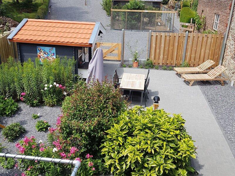 Alluring Holiday Home in Landgraaf with Garden, vacation rental in Heerlen